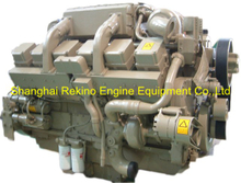 Chongqing CCEC Cummins KTA38-P1300 Stationary P type pump diesel engine motor 1300HP 1800RPM