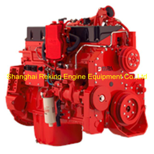 XCEC Cummins ISM11 ISM11E5 vehicle diesel engine motor for truck bus (345-440HP)