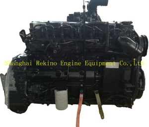 DCEC Cummins QSB6.7-C160-31 construction industrial diesel engine motor 160HP 2500RPM