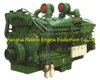 CCEC Cummins KTA50-GS8 G drive diesel engine motor for generator genset 1287KW 1500RPM