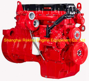 FOTON Cummins ISG12 ISGE vehicle diesel engine motor for truck (380-490HP)