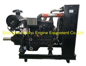 DCEC Cummins 6LTAA8.9-C325 construction industrial diesel engine motor 325HP 2000-2200RPM