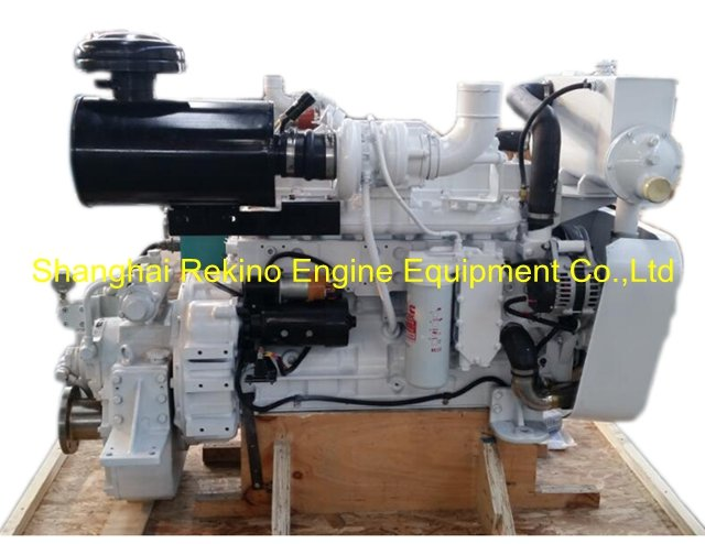 Cummins 6CTA8.3-M240 rebuilt reconstructed marine diesel engine (240HP 2200RPM)