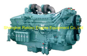 CCEC Cummins KTA50-G8 G drive diesel engine motor for generator genset 1200KW 1500RPM
