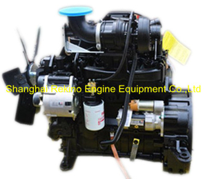 DCEC Cummins 4BTA3.9-C110 Construction diesel engine motor 110HP