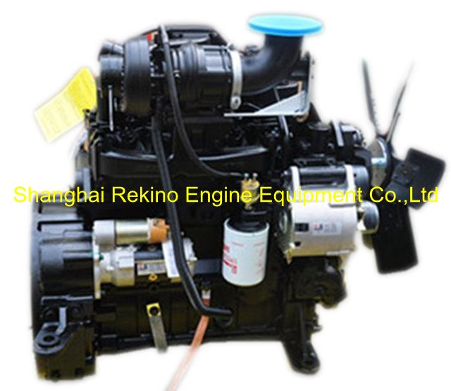 DCEC Cummins 4BTA3.9-C100 Construction diesel engine motor 100HP