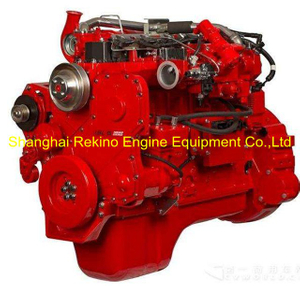 DCEC Cummins ISL9.5 Diesel engine motor for Bus (292-400HP)