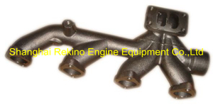 Cummins 6LT Exhaust manifold 3968362 3943841 engine parts
